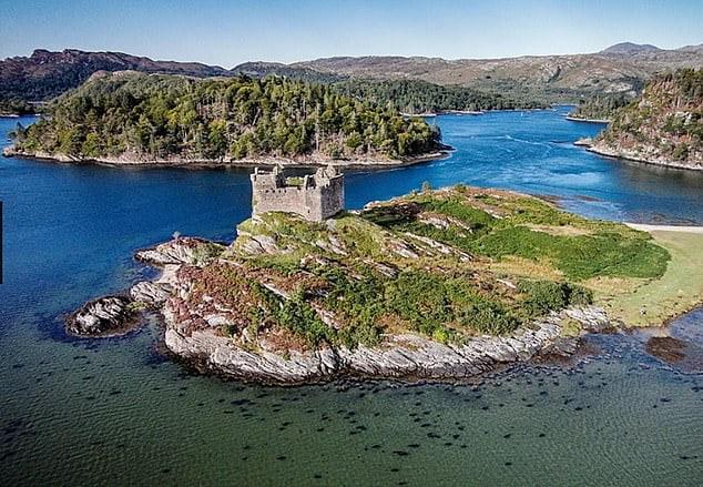 蘇格蘭成個離島拍賣 倫敦車庫價錢就可以做島主?