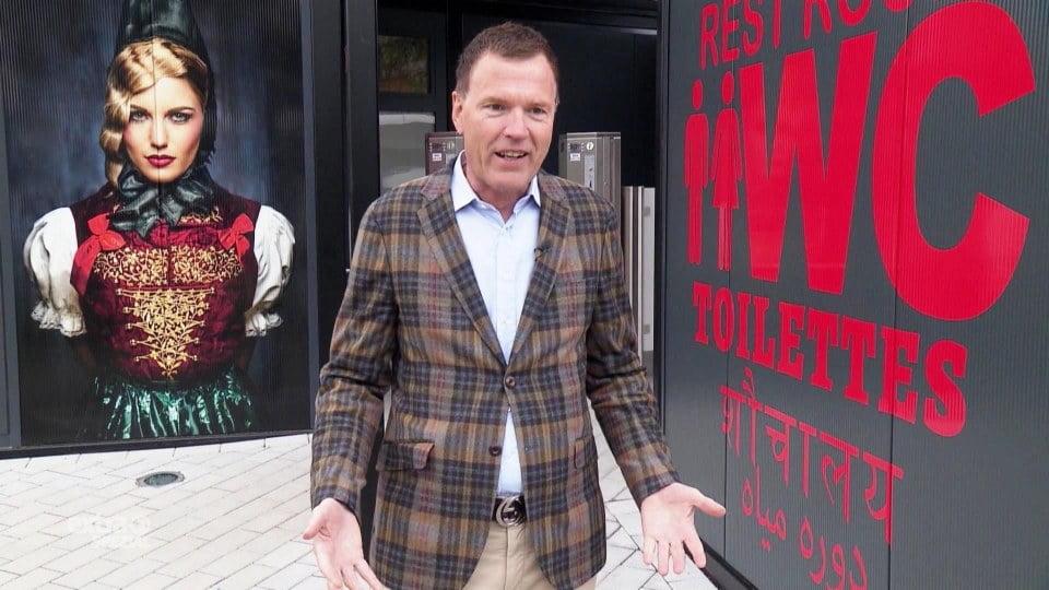 德國森林公廁花費40萬歐?