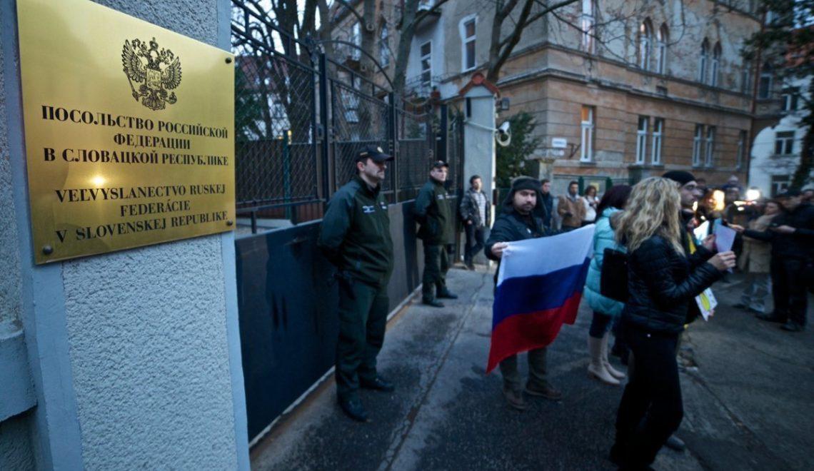 【或持續更新】斯洛伐克聲援捷克 驅逐3名露西亞外交官