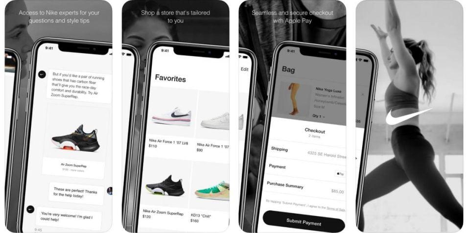 華為被揭發 將Nike 同 Adidas App 下架