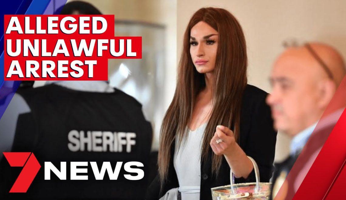 澳洲一名警察 因為對方「無同佢眼神接觸」拘捕一名女子