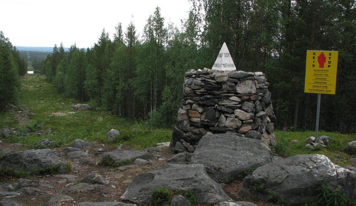 左手進入露西亞境內 挪威行山客被罰款
