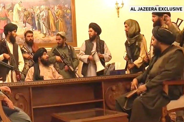 塔利班:9.11 就職係謠言